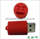 2GB Novelty Seal Faces USB For 2012 New Year