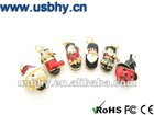cute Christmas series usb with gift box packing