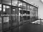 SANDA Bulletproof Glass - Office/Shop/Show room