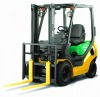 Mechanical,fhydraulic,stone forklift truck