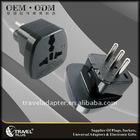 TRAVEL PLUG Multifunctional Italy plug adapter