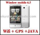 Hero G3 GSM Quad band Wifi GPS Java Windows Dual SIM card Dual camera mobile phone
