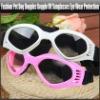 Fashionable Pet Dog Goggles Sun Glasses Eye Wear 100% UV Protection, YFP128A