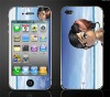 Cute Vinyl Decal Skin Sticker for iPhone 4S