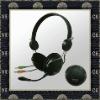 Internet bar headphone