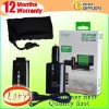 Battery pack and car charger, 1200mAh