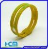 Newest Fashion Ion Power silicone wristband