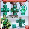 promotional gift cartoon green lantern usb drive, 3D green lantern pen drive promotional gift