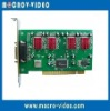 4ch NXP7130 chipset h.264 dvr card