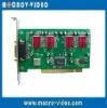 4ch NXP7130 chipset h.264 dvr card