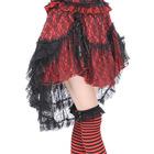 Punk Rave Punk Dress Gothic Lolita Small gothic black dress 61239