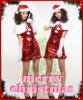 Asian Santa Costume For Women