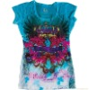 100% Cotton digital printed t shirt
