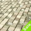 Hot Sale Crystal Glass Blend Stone Mosaic