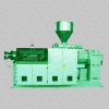 Twin-screw Plastic extruder of PVC Window Profile Extrusion Line