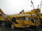 used truck crane Tadano TL250E, used cranes in Shanghai