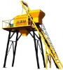 Concrete mixer of JS1000-2.7M