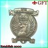 2012 TOP metal plaque GFTMP012