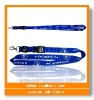 2012 New Arrival silkscreen printing polyester lanyard