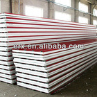 PU Sandwich color coated steel panel
