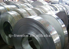 Zinc coated steel strip