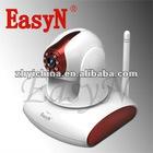 EasyN 137P Economical H.264 UPNP Wifi wireless IP Camera IR 10m Wireless Wifi Support 32G