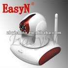 EasyN 137P Economical H.264 UPNP Wifi wireless IP Camera IR 10m Wireless Wifi Support 32G