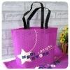 2012 Printed Non-woven Shopping Bag (WF-12005)