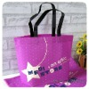 2012 Printed Non-woven Shopping Bag (WF-12005)