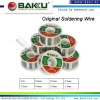 Solder wire BK-100g/1000g (no deleterious smoke)Sn 60 Pb 40(0.2-1.0mm)