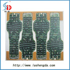 carbon ink pcb copper clad single-sided pcb board