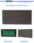 P16 outdoor led module full color