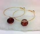fashion crystal beads jewelry