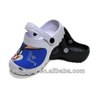 Fashion cartoon EVA garden shoes