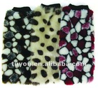 40CM Pom Pom Faux Fur Leg Warmers/girls in leggings