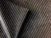suit stripe velveteen fabric