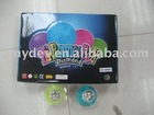 different kinds Flashing hi Bouncing Ball with character inside 5.5CM