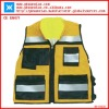 mesh en471 reflective vest for police