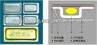 BOPA film lamination aluminium foil, VC for aluminum foil