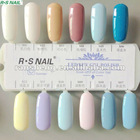 R.S NAIL UV&LED soak off nail gel polish