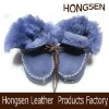 HSBB003 baby fur boots