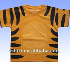children cotton printing t-shirt design