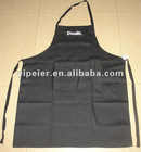 embroidery adjustable cotton apron