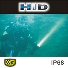 IP68 HID diving searchlight