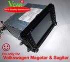 2 din 7 inch spceial car DVD for VW SAGITAR