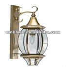 High quality copper outdoor wall lamp 2 years warrrany BD27-M