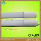 190V-240V input 1.2M Tube T8 with 84 pcs Samsung smd5630 chip