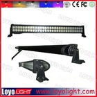 HOT!!!! super bright,waterproof, 34inch,180W led light bars for trucks