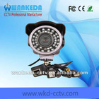 Economical & Practical 1/3 sony ccd 420tvl 24 pieces lens 15m IR range wifi network IP camera (WKD-N1433K)