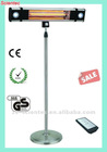 AH18CSLR-SS 2012 New Stand With LED Lighting Electric Heater Manufacture